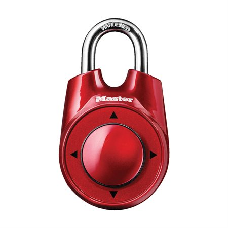 Speed-Dial Combination Padlock