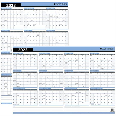 Reversible Wall Planner (2021)