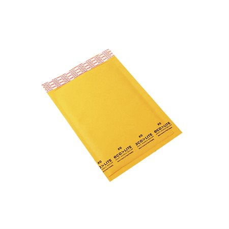 Ecolite Shipping Envelope #0. 6 x 10 in.