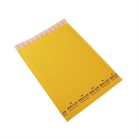 Enveloppe d'expédition Ecolite #4. 9-1 / 2 x 14-1 / 2 po.