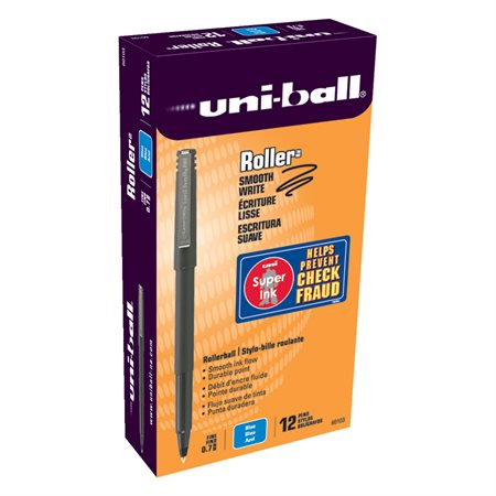 Stylos à bille roulante Roller™ 0,7 mm bleu