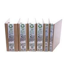 3R Recycled Cardboard Binder