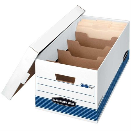 Stor / File™ DividerBox™ Storage Box