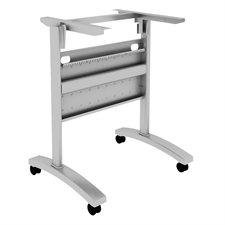 """Table de conférence Tucana Base de table en acier inoxydable pour tables 36/48"""""""