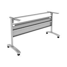 """Table de conférence Tucana Base de table en acier inoxydable pour tables 60/72"""""""