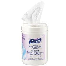 Lingettes désinfectantes pour les mains Purell® 175 lingettes
