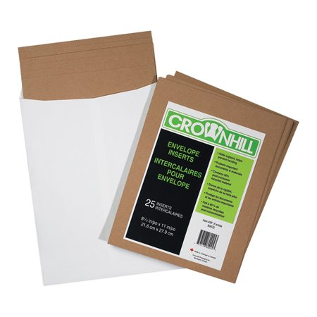 Intercalaire pour enveloppe
