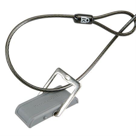 Ancrage de câble pour le bureau