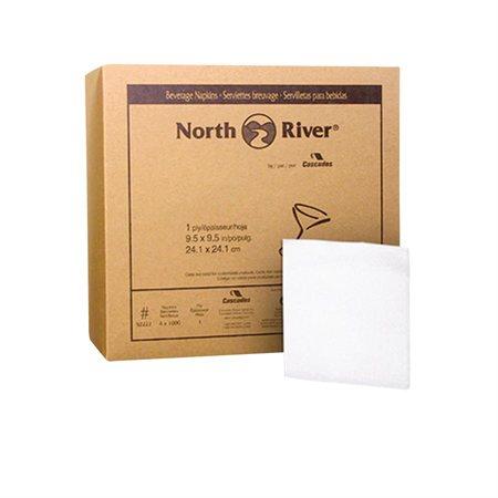 North River® Beverage Napkins