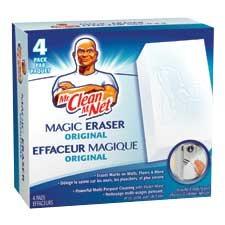 Effaceur magique M. Net® Paquet de 4 original