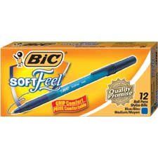Stylo à bille Soft Feel® bleu