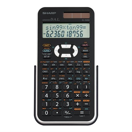 EL-520XBWH Scientific Calculator