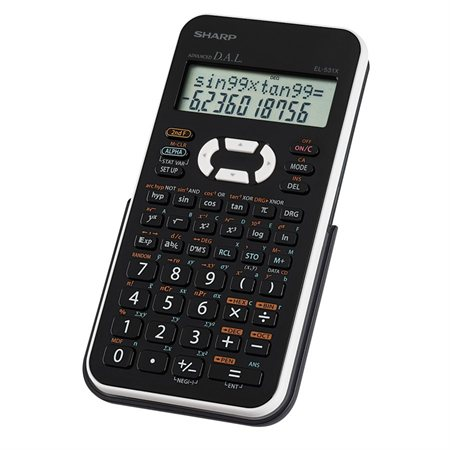 Calculatrice scientifique EL531XGBWH
