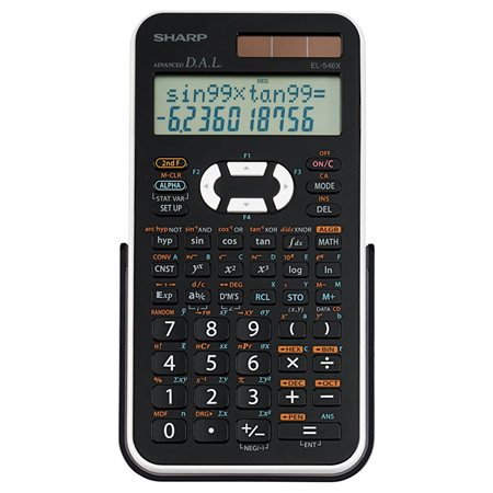 Calculatrice scientifique EL-546XBWH