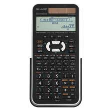 Calculatrice scientifique EL-W516XBSL WriteView