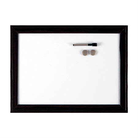 Tableau blanc effaçable à sec Home Décor Espresso™