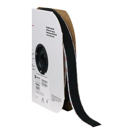 Bandes autoadhésives Velcro® Boucles noir