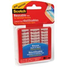 Scotch® Reusable Mounting Tape