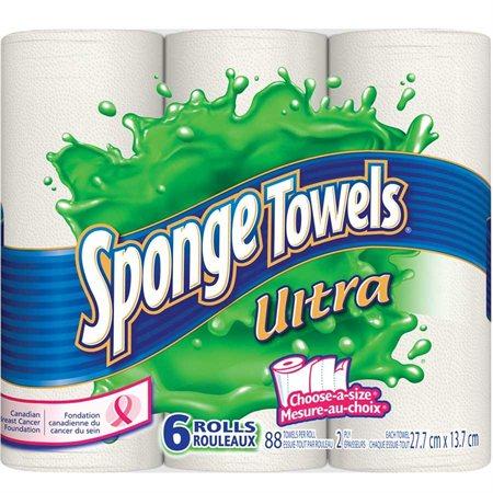Essuie-tout SpongeTowels® Ultra