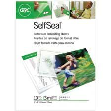SelfSeal™ Self-Adhesive Pouches