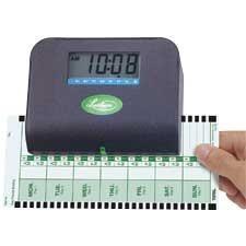 800P Time Clock