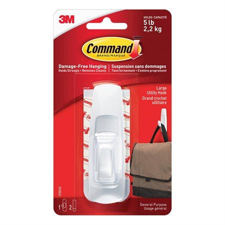 Command™ Adhesive Hooks