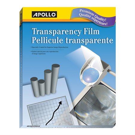 Transparents pour laser couleur
