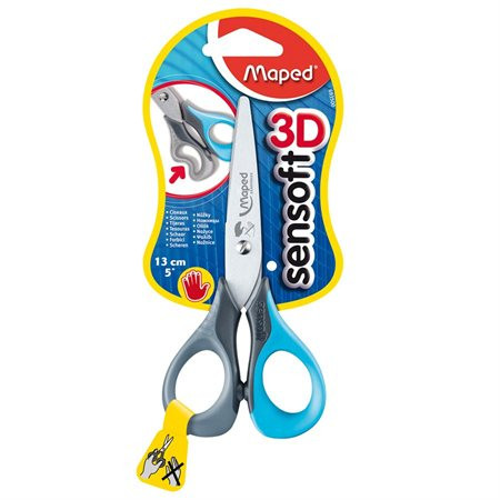 Sensoft 3D Left-Hander Scissors