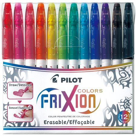 Frixion® Erasable Colouring Markers
