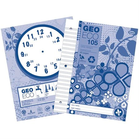 "Cahier d'exercices ""GeoEco"""