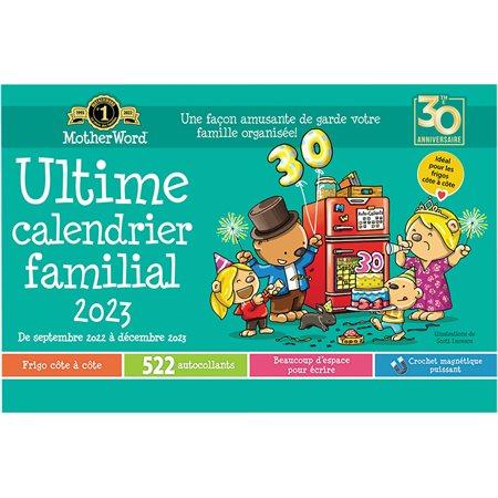 MotherWord® Family Fridge Calendar (2022)