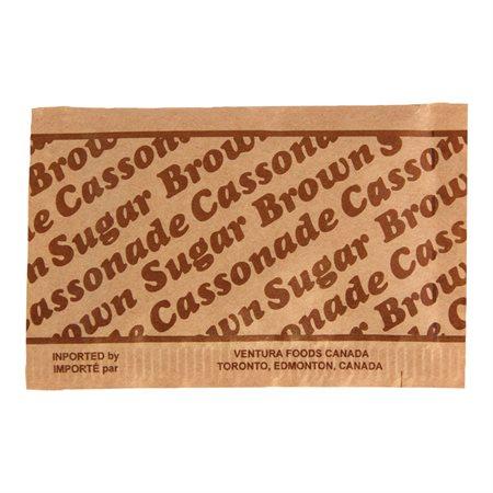 Sucre brun granulé