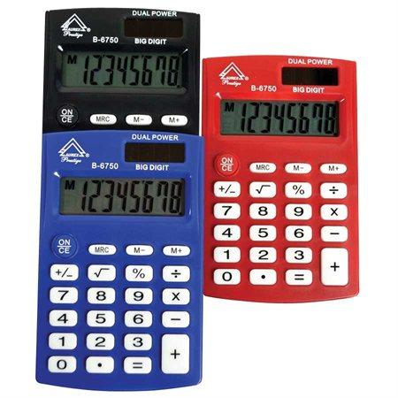 Calculatrice de poche B-6750