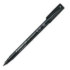 Lumocolor® Permanent Marker Medium. 1.0 mm black