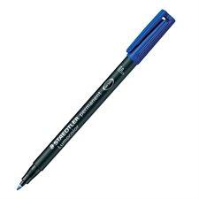 Lumocolor® Permanent Marker Fine Tip. 0.6 mm blue