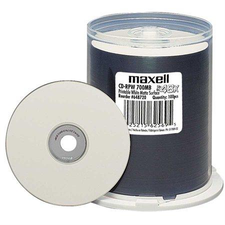 48x writable and printable CD-Rom