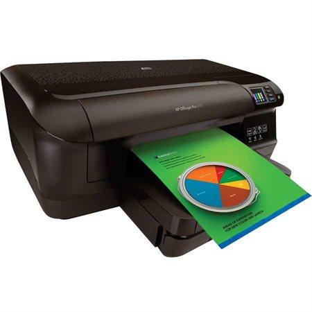 Imprimante à jet d'encre sans fil OfficeJet Pro 8100e