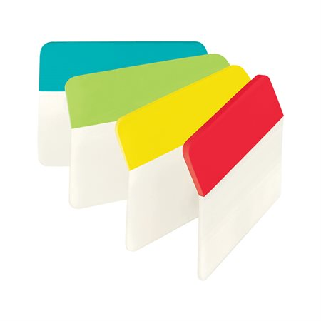 Post-it® Angled Self-Adhesive Tabs