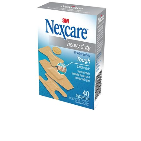 Nexcare™ Heavy-Duty Flexible Bandages