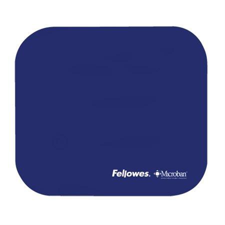 Tapis de souris Microban® bleu