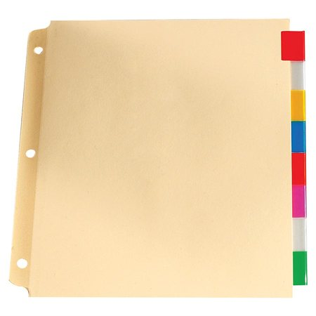 Extra Wide Tab Dividers