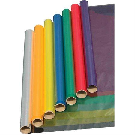 Cellophane de couleur