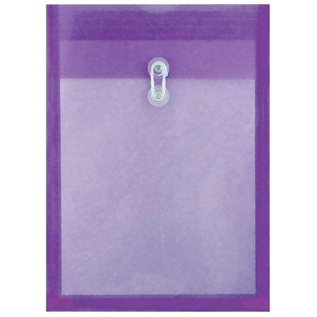 Enveloppe transparente expansible