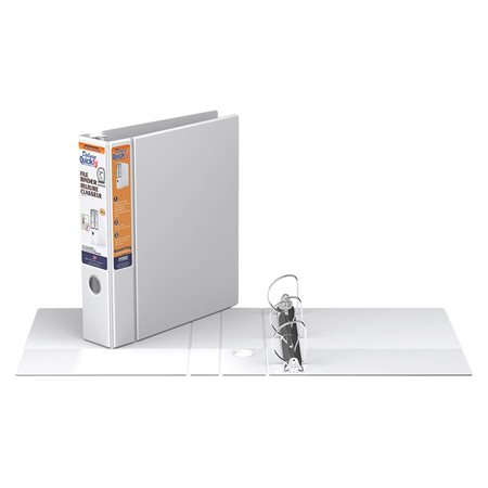 Deluxe QuickFit® Heavy-Duty File Binder