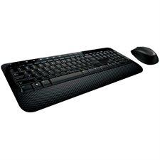 Ensemble clavier/souris sans fil 2000
