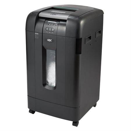 Déchiqueteuse à alimentation automatique coupe transversale Stack-and-Shred™ 750X