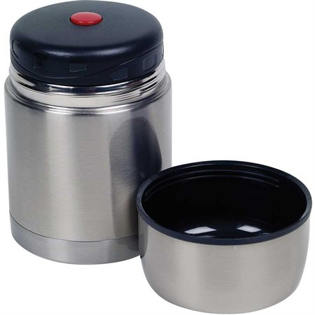 Food container silver