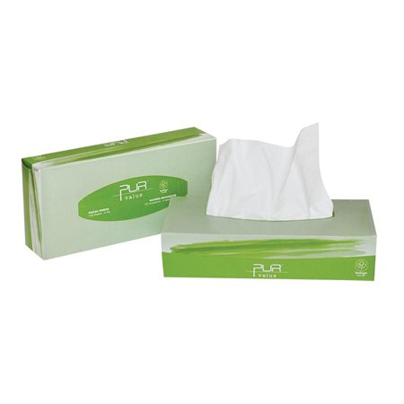 Pur Value® Facial Tissue