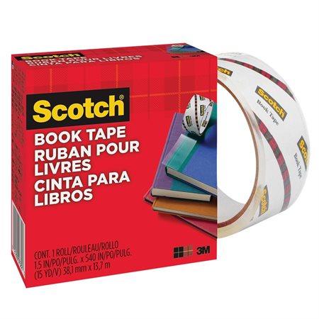 Ruban de reliure Scotch® pour livres 38,1 mm