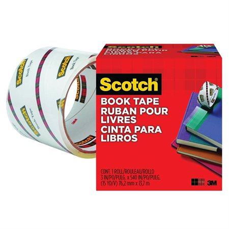 Ruban de reliure Scotch® pour livres 76,2 mm